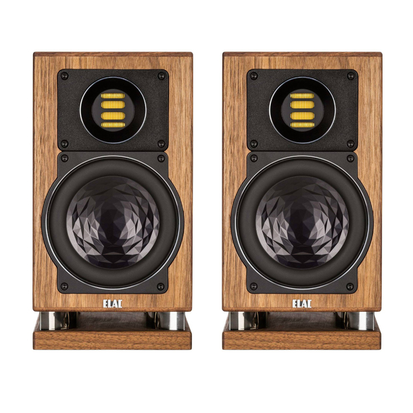 Полочная акустика ELAC BS 403 Oiled Walnut акустика центрального канала paradigm prestige 45c black walnut