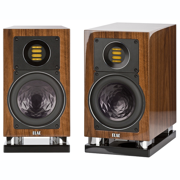 Полочная акустика ELAC BS 403 High Gloss Walnut акустика центрального канала paradigm prestige 45c black walnut