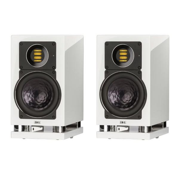 Полочная акустика ELAC BS 403 High Gloss White активная полочная акустика elac air x 403 high gloss black