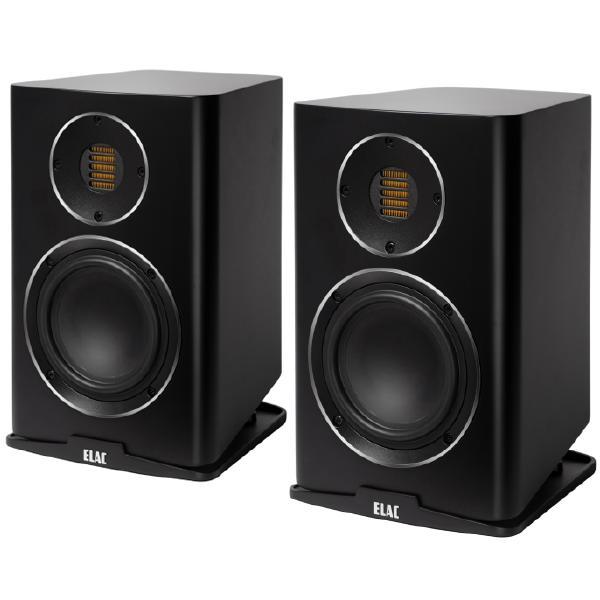 Полочная акустика ELAC Carina BS 243.4 Satin Black