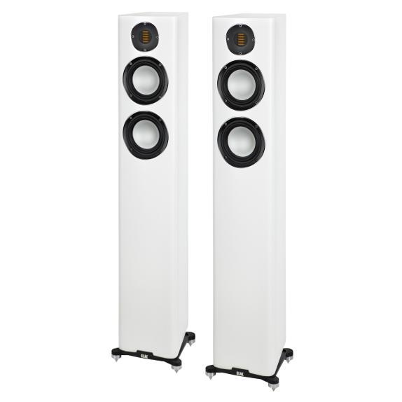 Напольная акустика ELAC Carina FS 247.4 Satin White
