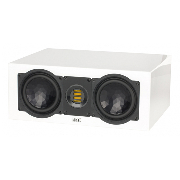 Центральный громкоговоритель ELAC CC 241.3 High Gloss White акустика центрального канала piega classic center large macassar high gloss