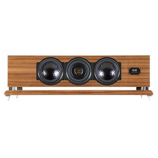 Центральный громкоговоритель ELAC CC 501 VX-JET High Gloss Walnut акустика центрального канала paradigm prestige 45c black walnut