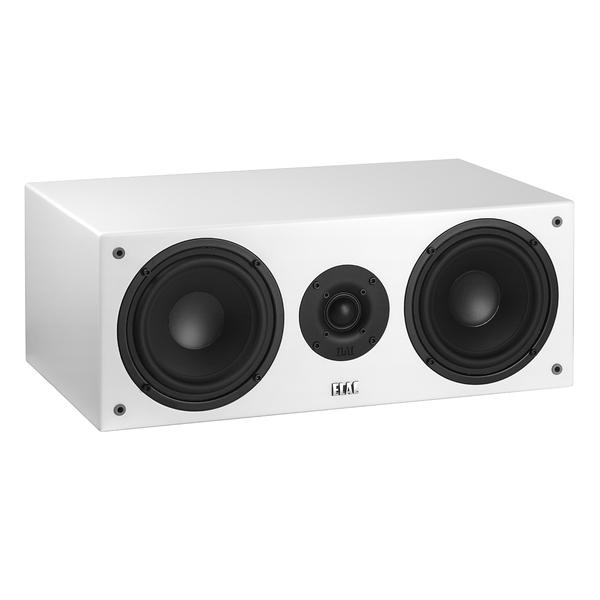 Центральный громкоговоритель ELAC CC 71 White акустика центрального канала paradigm studio cc 690 v 5 black