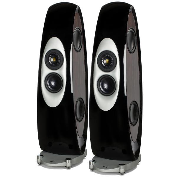 Напольная акустика ELAC Concentro High Gloss Black