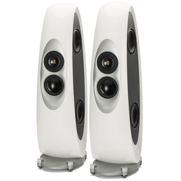 Напольная акустика ELAC Concentro High Gloss White