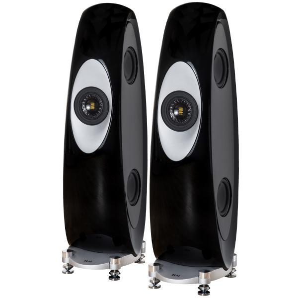 Напольная акустика ELAC Concentro M High Gloss Black