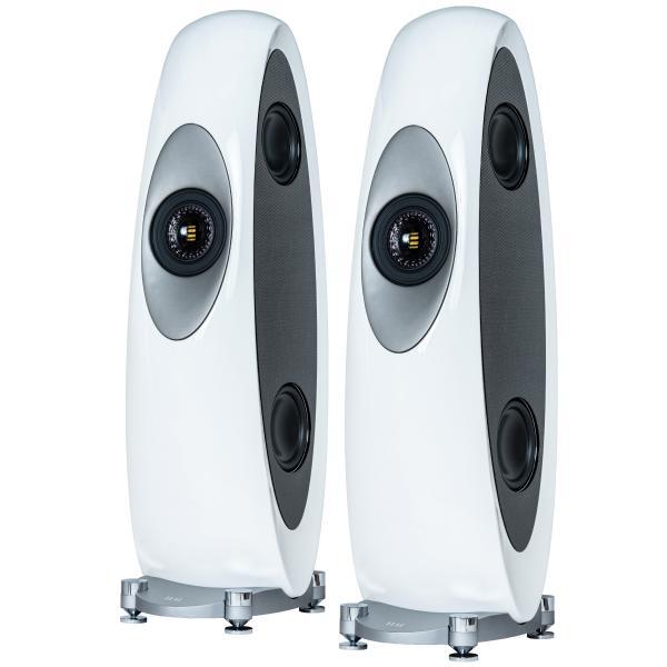 Напольная акустика ELAC Concentro M High Gloss White