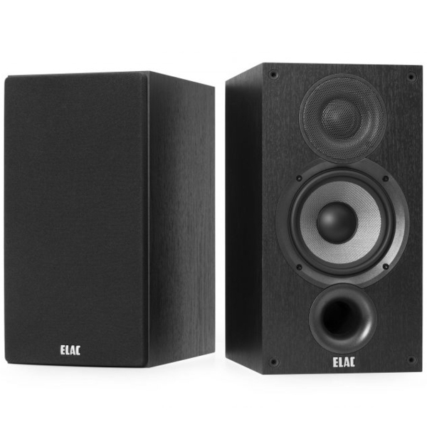 Полочная акустика ELAC Debut B5.2 Black (уценённый товар)