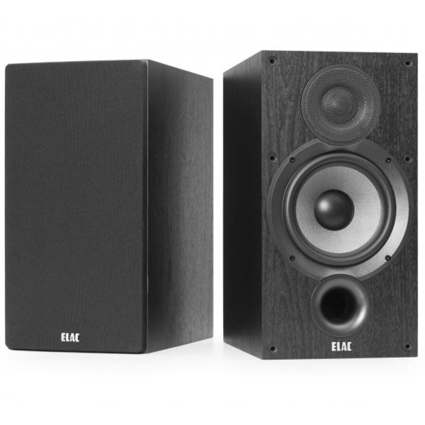 Полочная акустика ELAC Debut B6.2 Black настенная акустика elac ws 1425 black 1 шт