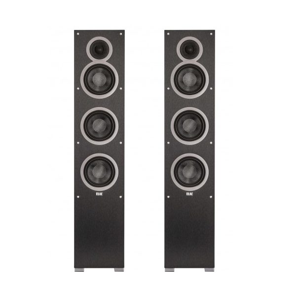Напольная акустика ELAC Debut F5 Black (уценённый товар)