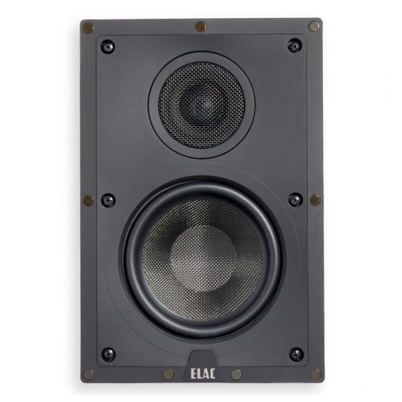 Встраиваемая акустика ELAC Debut IW-D61-W (1 шт.) встраиваемая акустика focal custom iw 106