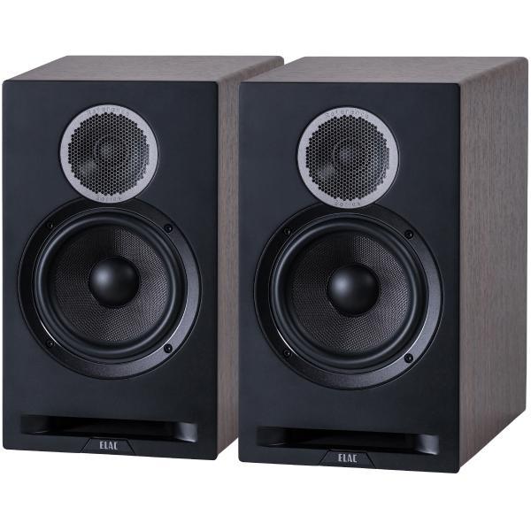 Полочная акустика ELAC Debut Reference DBR62 Black Wood