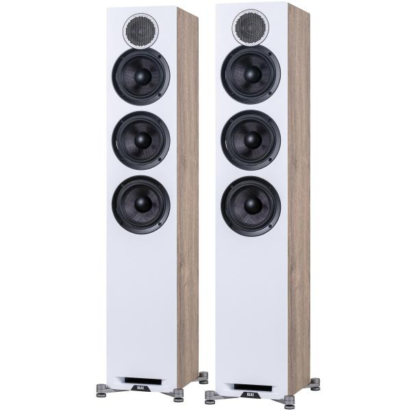 Напольная акустика ELAC Debut Reference DFR52 White Wood фото