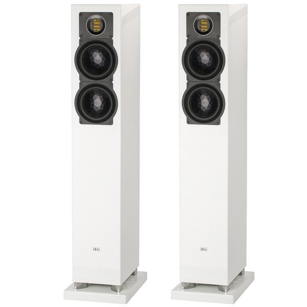 Напольная акустика ELAC FS 247.3 High Gloss White полочная акустика arslab classic 1 5 high gloss white