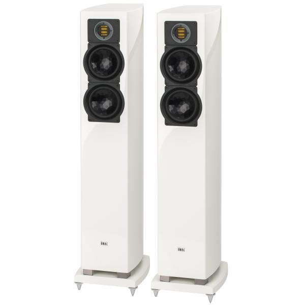 Напольная акустика ELAC FS 267 High Gloss White