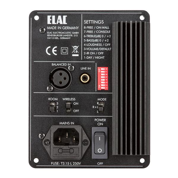 Беспроводная Hi-Fi акустика ELAC