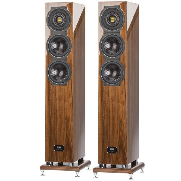 Напольная акустика ELAC FS 507 VX-JET High Gloss Walnut