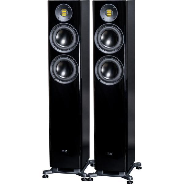Напольная акустика ELAC Solano FS 287 High Gloss Black