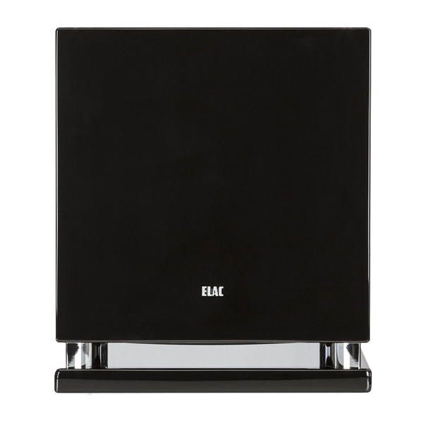 Активный сабвуфер ELAC SUB 2050 High Gloss Black центральный канал canton cd 1050 black high gloss