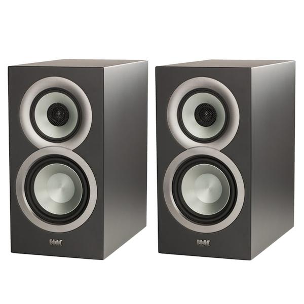 Полочная акустика ELAC Uni-Fi BS U5 Slim Satin Black стойки под акустику elac stands ls 70 стойка для bs 203 высота 69 5 72 6 с