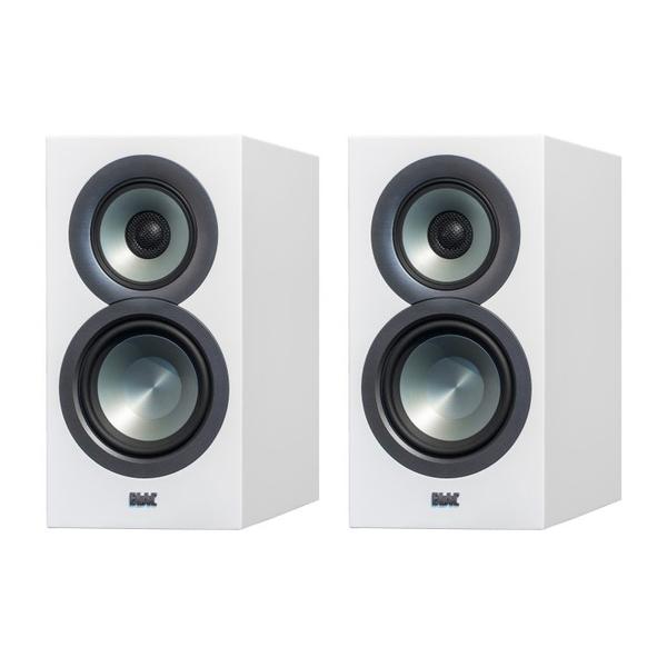 Полочная акустика ELAC Uni-Fi BS U5 Slim Satin White стойки под акустику elac stands ls 70 стойка для bs 203 высота 69 5 72 6 с
