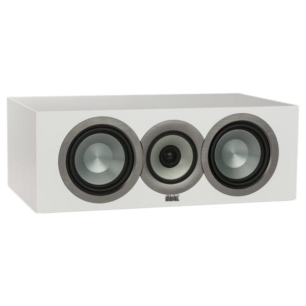 Центральный громкоговоритель ELAC Uni-Fi CC U5 Slim Satin White акустика центрального канала paradigm studio cc 690 v 5 black