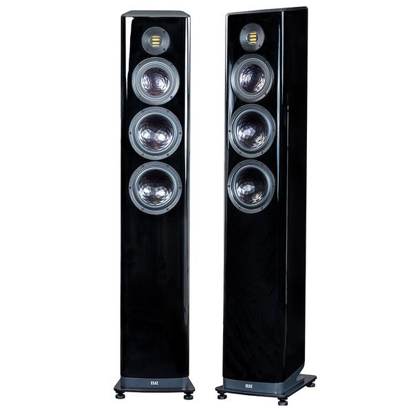 Напольная акустика ELAC Vela FS 409 High Gloss Black фото