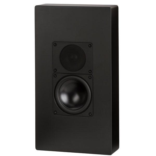 Настенная акустика ELAC WS 1445 Black (1 шт.) настенная акустика elac ws 1665 white 1 шт