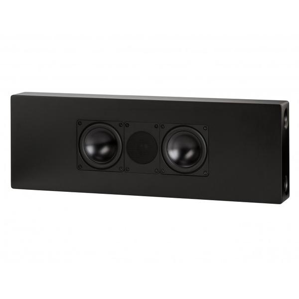 Настенная акустика ELAC WS 1465 Black (1 шт.) настенная акустика elac ws 1425 black 1 шт