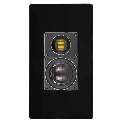 Настенная акустика ELAC WS 1645 Black (1 шт.)