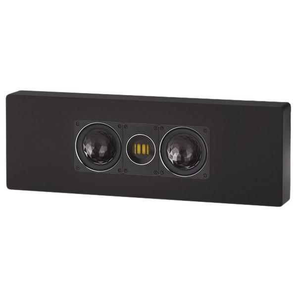Настенная акустика ELAC WS 1665 Black (1 шт.) настенная акустика elac ws 1665 white 1 шт