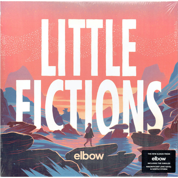 ELBOW ELBOW - Little Fictions outventure гермомешок outventure 20 л
