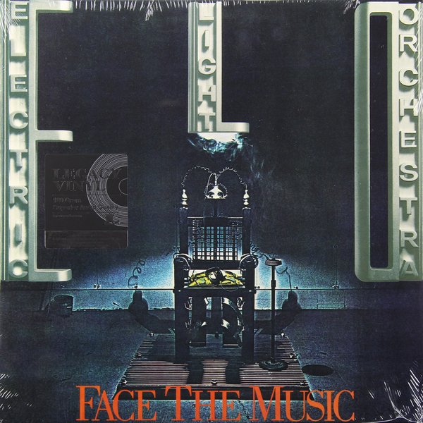 Electric Light Orchestra Electric Light Orchestra - Face The Music (180 Gr) cd electric light orchestra light years the very best of