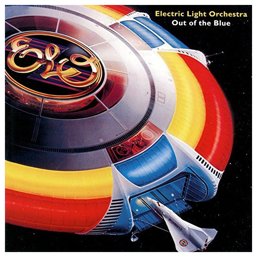 Electric Light Orchestra - Out Of The Blue (2 LP)