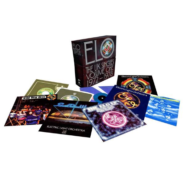 Electric Light Orchestra - The Uk Singles Volume One: 1972-1978 (16x7 )