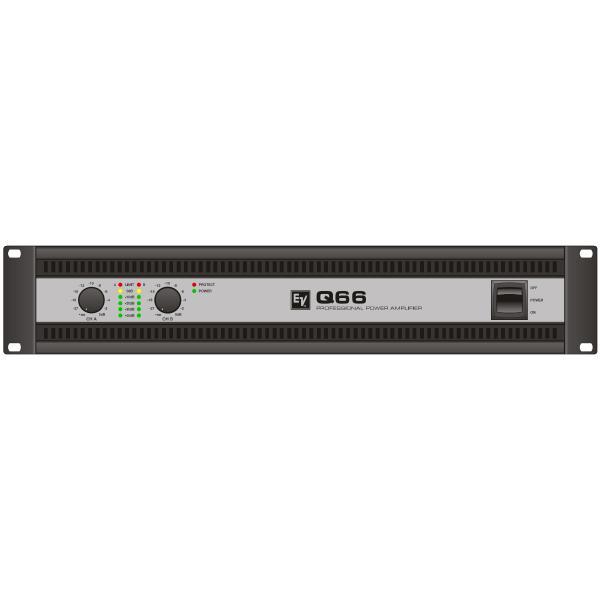 Профессиональный усилитель мощности Electro-Voice Q66-II
