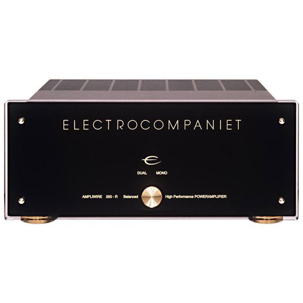 Стереоусилитель мощности Electrocompaniet AW250-R усилитель мощности 850 2000 вт 4 ом behringer europower ep4000