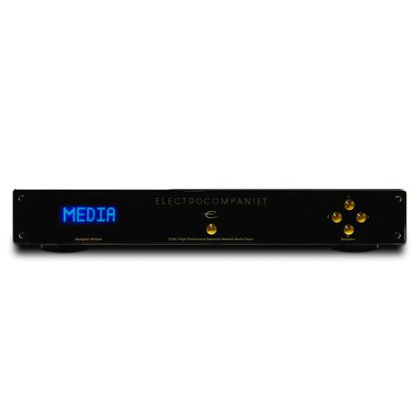 Сетевой проигрыватель Electrocompaniet ECM-2 blu ray проигрыватель electrocompaniet emp 3