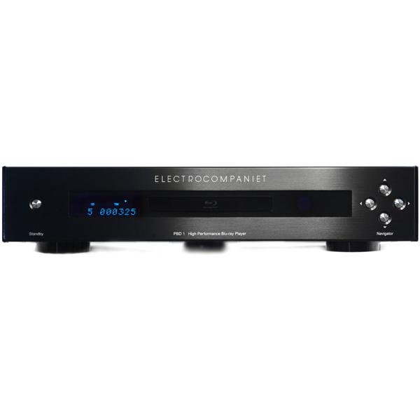 Blu-ray проигрыватель Electrocompaniet PBD-1 cd проигрыватель electrocompaniet ecc 1