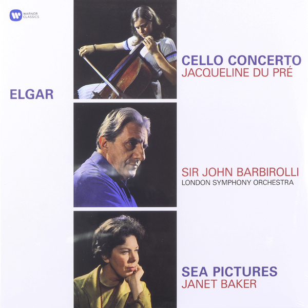 ELGAR - Cello Concerto, Sea Pictures