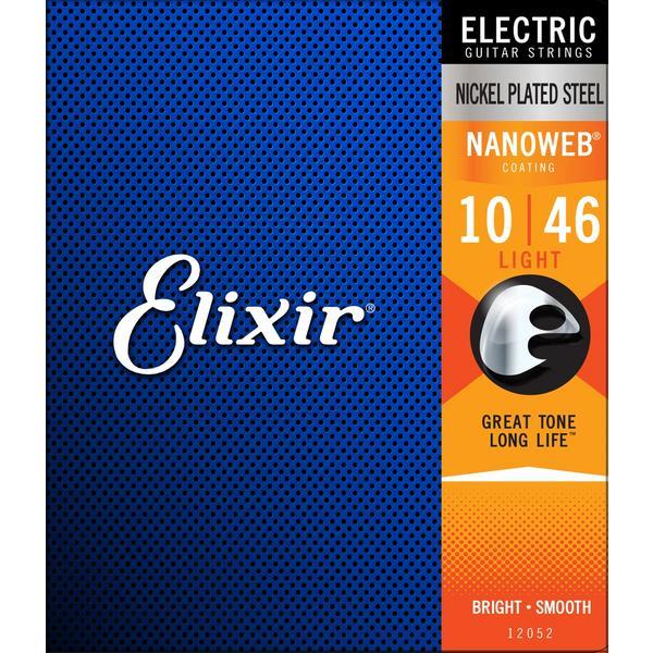Гитарные струны Elixir 12052 (для электрогитары)