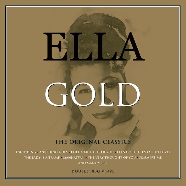 Ella Fitzgerald Ella Fitzgerald - Gold (2 LP) набор лаков для ногтей christina fitzgerald christina fitzgerald ch007lwcpc37
