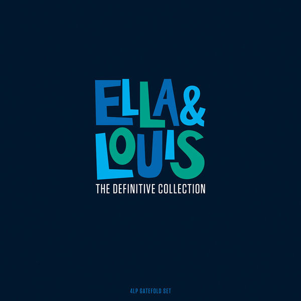 Ella Fitzgerald Louis Armstrong - Definitive Collection (4 LP)