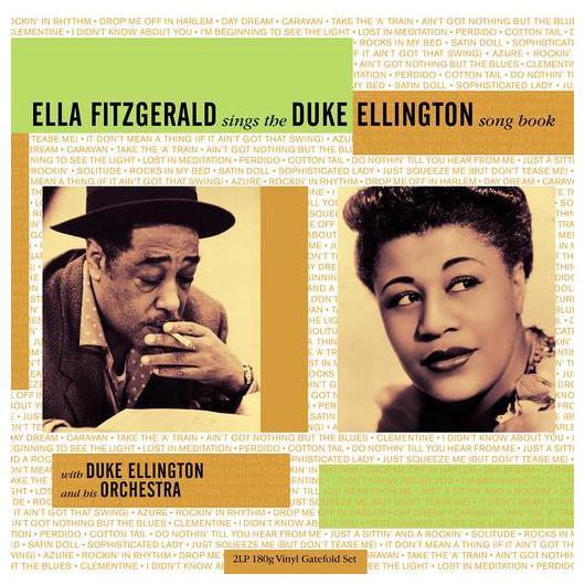Ella Fitzgerald - Sings The Duke Ellington Songbook (180 Gr, 2 LP)