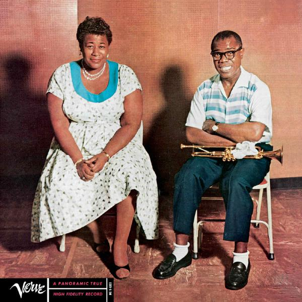 Ella Fitzgerald Louis Armstrong Ella Fitzgerald Louis ArmstrongElla Fitzgerald And Louis Armstrong - Ella And Louis louis armstrong and duke ellington recording together for the first time lp