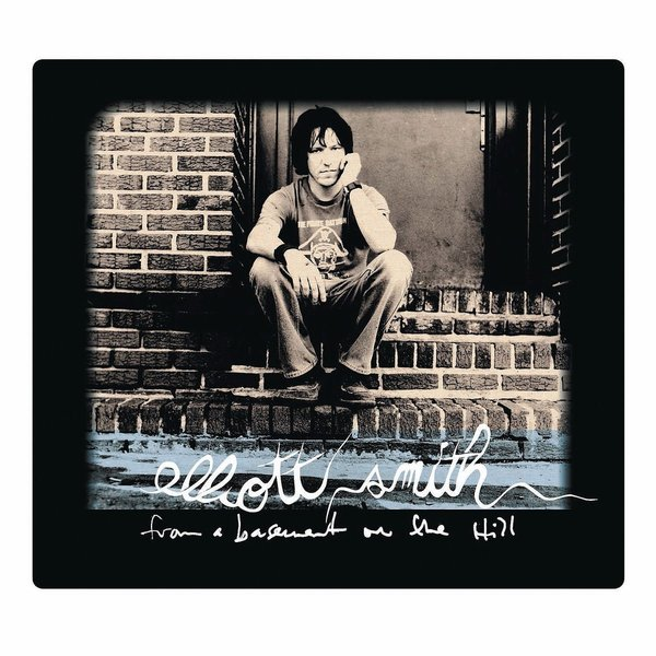 Elliott Smith Elliott Smith - From A Basement On The Hill (2 LP) цена