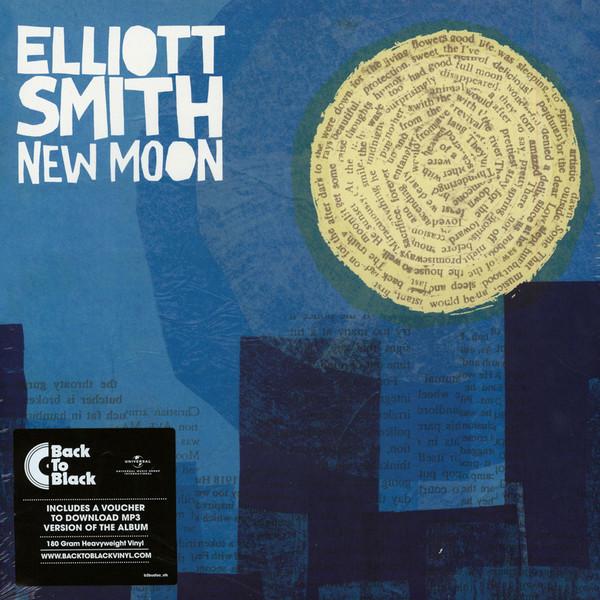 Elliott Smith Elliott Smith - New Moon (2 LP) elliott smith elliott smith from a basement on the hill 2 lp