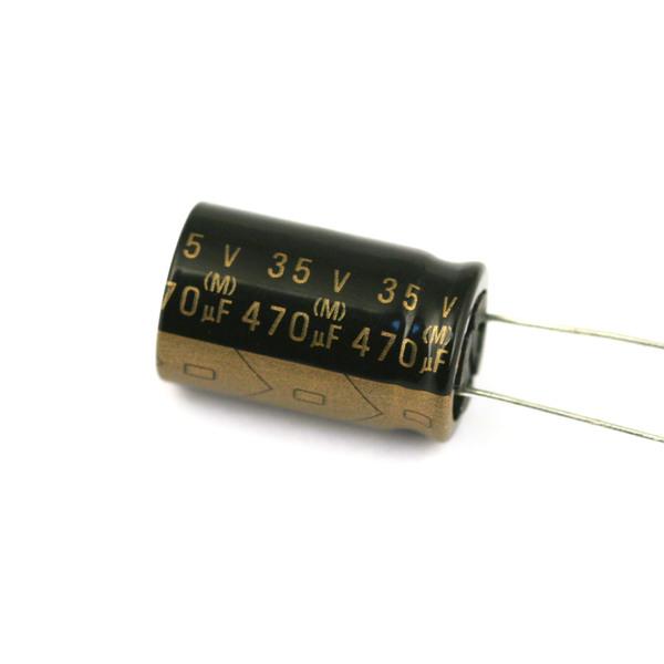 Конденсатор ELNA Cerafine 35V 470 uF конденсатор elna cerafine 25v 470 uf