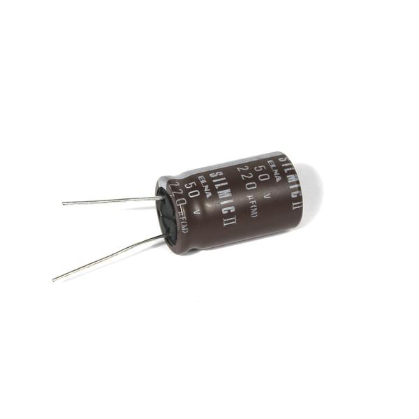 Конденсатор ELNA Silmic II 50V 220 uF конденсатор elna silmic ii 50v 330 uf